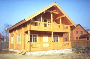 Будуємо будинок з бруса на дачі. Як правильно побудувати будинок на дачі з бруса. Схеми, плани, креслення дерев'яних будинків.