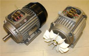 Устройство, как подключить трехфазный электродвигатель в однофазной сети, схема. Электродвигатель трехфазный асинхронный, как сделать самому.