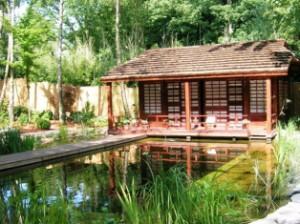 Красивые садовые водоемы на своем садовом участке, своими руками. Как правильно сделать декоративный пруд на участке.